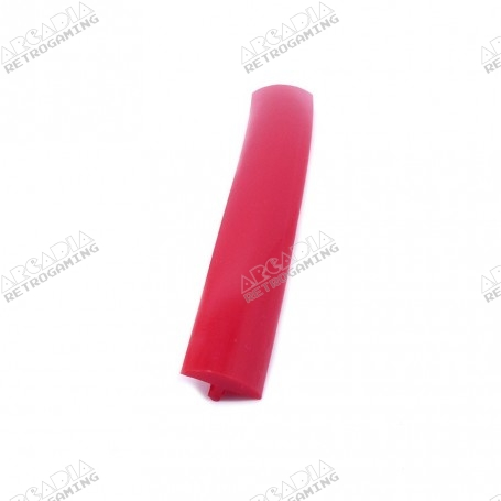T-molding 19mm - Rouge