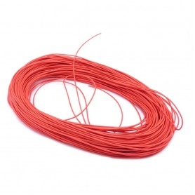 AWG 22 electronic cable - Red