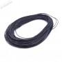 Câble électronique AWG 22 - Noir