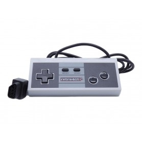 Manette Filaire Retro Bit NES