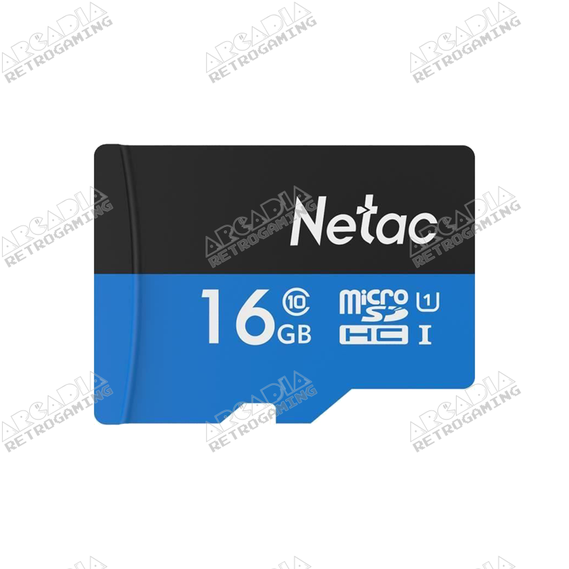 Carte mémoire Micro-SD 16Gb