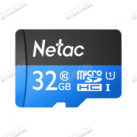 Carte mémoire Micro-SD 32Gb