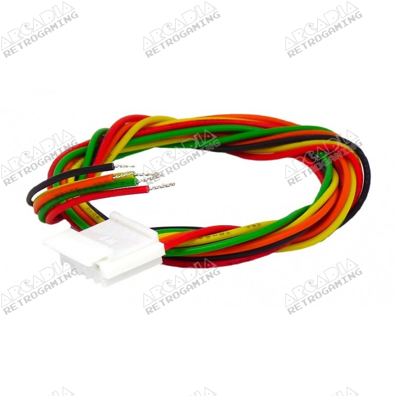 Joystick cable JLF-H 5 pins