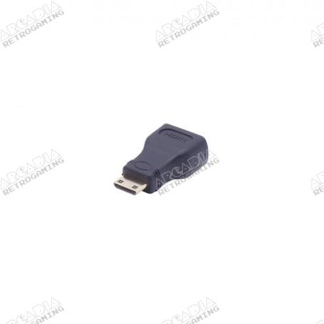 Adaptateur Mini-HDMI vers HDMI