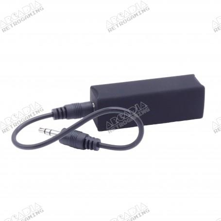 Antiparasite Audio