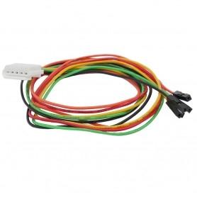 Joystick cable 5 pins - Dupont