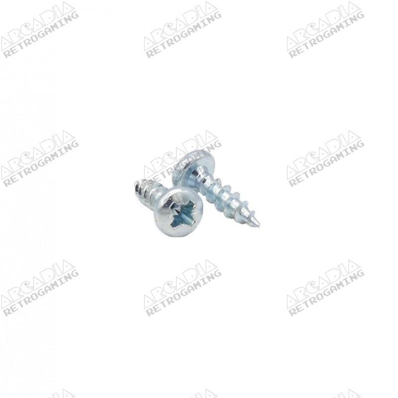 4x15mm pozidrive wood screw