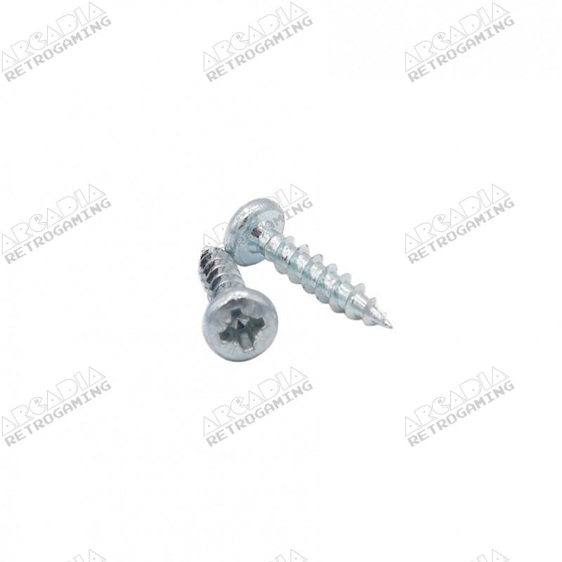 4x20mm pozidrive wood screw