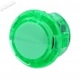 Transparent silent AIO push button - Green