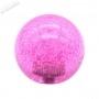 Poignée Transparente Bubble Seimitsu LB-39 - Rose