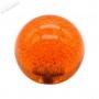 Poignée Transparente Bubble Seimitsu LB-39 - Orange