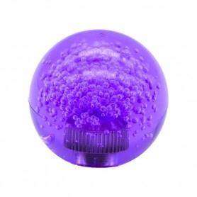 Seimitsu LB-39 Transparent Bubble Balltop Handle - Purple