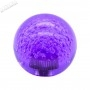 Poignée Transparente Bubble Seimitsu LB-39 - Violet