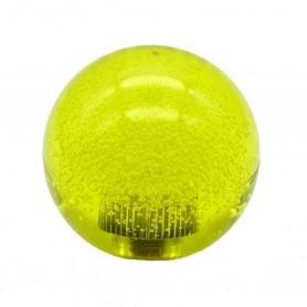 Seimitsu LB-39 Transparent Bubble Balltop Handle - Yellow