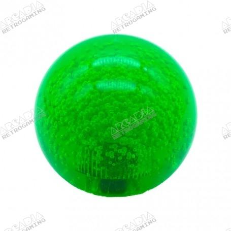 Seimitsu LB-39 Transparent Bubble Balltop Handle - Green