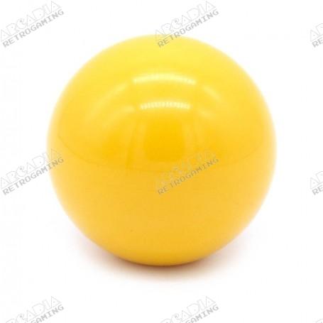 Joystick handle 35mm - Yellow