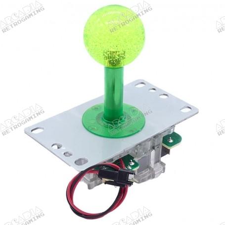 Joystick Lumineux - Vert