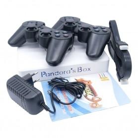 Console de salon Pandora Box avec manettes sans fil - bundle