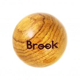 Poignée joystick Brook 35mm - bois de hêtre