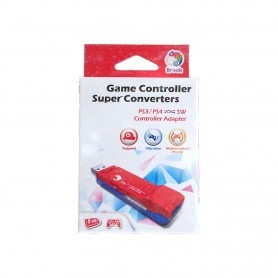 Brook Super Converter PS3 / PS4 to Switch or Wii U - package