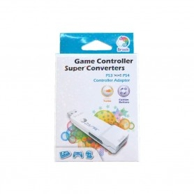 Brook Super Converter PS3 vers PS4 package