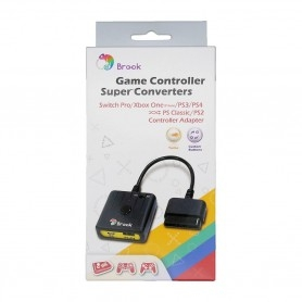 Convertisseur Brook Switch Pro Xbox One PS3 PS4 vers PS-PS2  -package