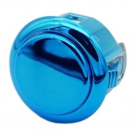 Sanwa OBSJ-30 button - Blue