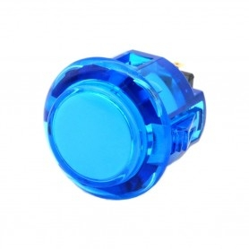 Sanwa OBSC-24 Button - Blue