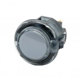 Sanwa OBSC-24 button - Smoke gray