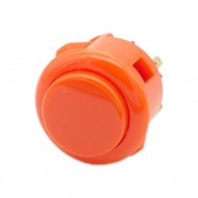 Sanwa OBSF-24 Button - Orange