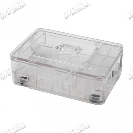Boitier modulable pour Raspberry Pi - Transparent