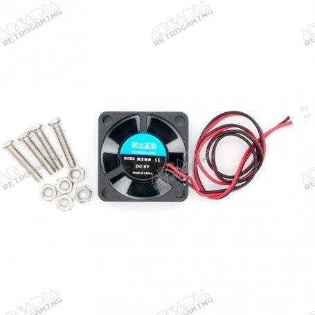 Ventilateur 30x30 - Raspberry Pi