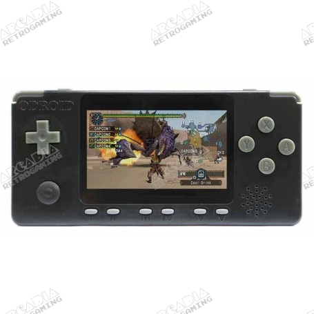 Console ODROID-GO Advance Black Edition - Aura Black