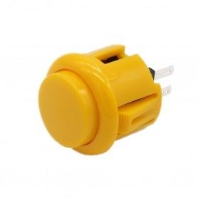 24mm AIO push button - Yellow