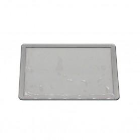 Glass pane - Odroid Go Advance - Gray
