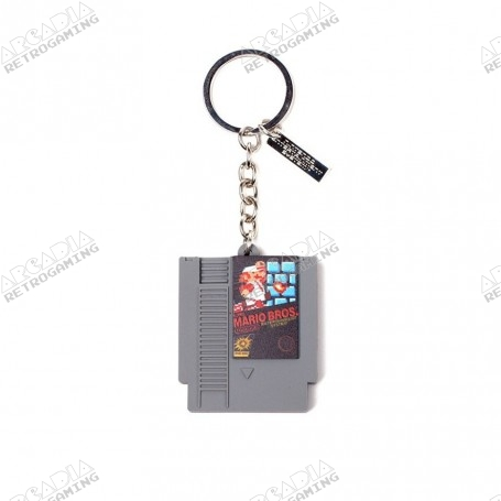 Porte-Clés Nintendo - Cartouche NES
