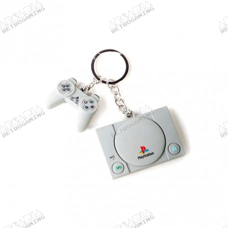Porte-Clés Sony - Console Playstation