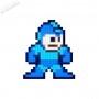 Pixel Pal - Megaman