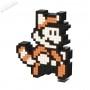 Pixel Pal - Super Mario 3 - Mario raton laveur