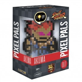 Pixel Pal - Street Fighter - Akuma - boîte