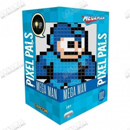 Pixel Pal - Megaman - boîte