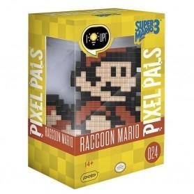 Pixel Pal - Super Mario 3 - Mario Raccoon - box