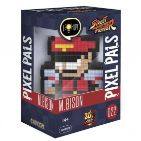 Pixel Pal - Street Fighter - M. Bison - boîte