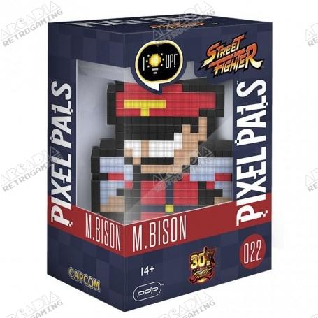 Pixel Pal - Street Fighter - M. Bison - boîte