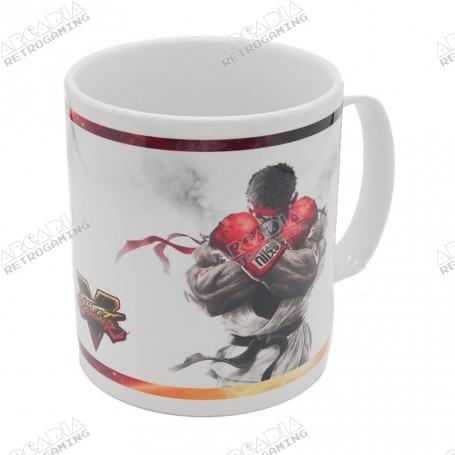 Mug Street Fighter V - Ryu