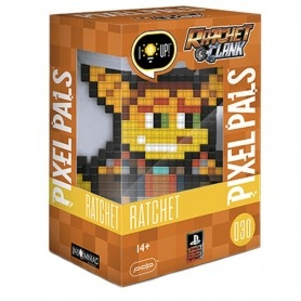 Pixel Pal - Ratchet and Clank - boîte