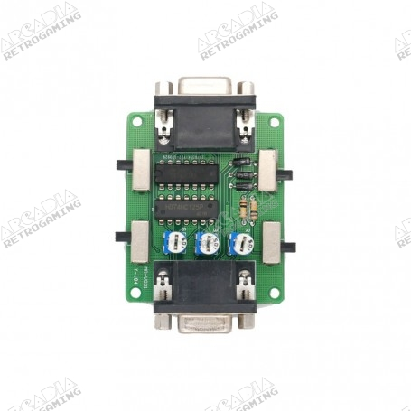 Générateur de scanlines VGA