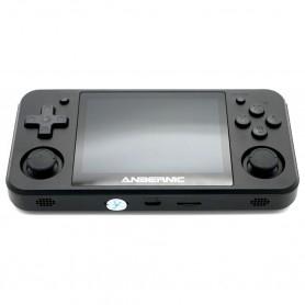 Anbernic RG350P handheld console - Matte Black