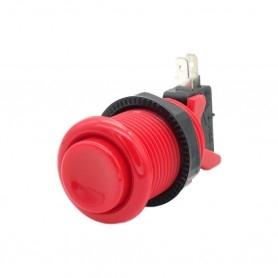 Arcade push button - Red
