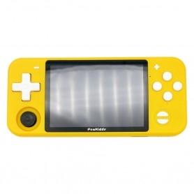 Console Portable Powkiddy RGB10 - Jaune